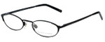 Ralph Lauren Designer Eyeglasses RL5004-9003 in Black 47mm :: Rx Single Vision