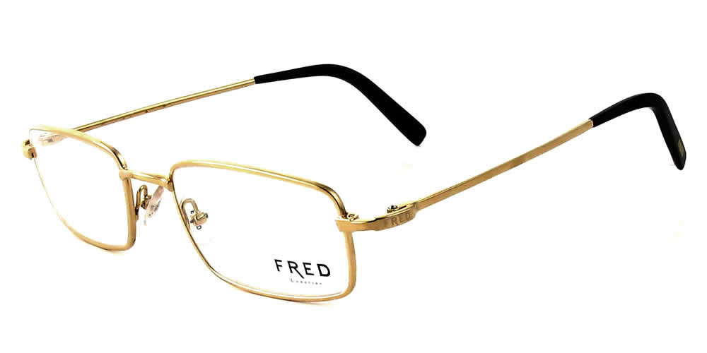 fred eyeglass collection manhattan 006 rx single