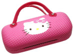 Hello Kitty Eyeglass Case