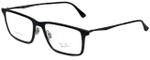 Ray-Ban Designer Eyeglasses RB7050-2077 in Matte Black 54mm :: Rx Bi-Focal