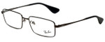 Ray-Ban Designer Reading Glasses RB6337M-2620 in Gunmetal 53mm