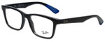 Ray-Ban Designer Eyeglasses RB7025-5581 in Dark Grey 53mm :: Rx Bi-Focal