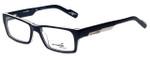 Arnette Designer Eyeglasses 7039-1097 in Dark Blue White 49mm :: Progressive