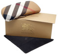 Burberry Authentic Canvas Eyeglass Case & Box
