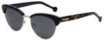 Jonathan Adler Designer Sunglasses Buenos Aires in Black