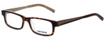 Converse Designer Eyeglasses City-Limits-Tortoise in Tortoise 51mm :: Custom Left & Right Lens