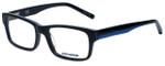 Converse Designer Eyeglasses Destination-Black in Black 52mm :: Progressive