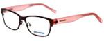 Converse Designer Eyeglasses Shutter-Brown in Brown Salmon 49mm :: Custom Left & Right Lens
