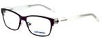 Converse Designer Eyeglasses Shutter-Purple in Purple and Ice 49mm :: Custom Left & Right Lens