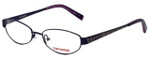 Converse Designer Eyeglasses Purr-Purple in Purple 49mm :: Rx Bi-Focal