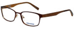 Converse Designer Eyeglasses Q013-Brown in Brown 51mm :: Rx Bi-Focal