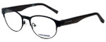 Converse Designer Eyeglasses Q030-Black in Black 49mm :: Rx Bi-Focal
