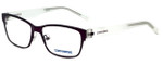 Converse Designer Eyeglasses Shutter-Purple in Purple and Ice 49mm :: Rx Bi-Focal