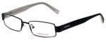 Converse Designer Eyeglasses Wait-For-Me-Black in Black 49mm :: Rx Bi-Focal