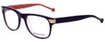 Jonathan Adler Designer Eyeglasses JA311-Purple in Purple 53mm :: Custom Left & Right Lens