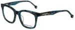 Jonathan Adler Designer Eyeglasses JA312-Aqua in Aqua 49mm :: Custom Left & Right Lens