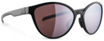 Adidas Designer Sunglasses Tempest in Black Shiny & LST Active Silver Lens