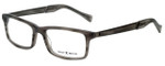 Lucky Brand Designer Eyeglasses Citizen-GREY in Grey 52mm :: Custom Left & Right Lens