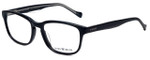 Lucky Brand Designer Eyeglasses Folklore-Black in Black 52mm :: Custom Left & Right Lens