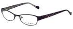 Lucky Brand Designer Eyeglasses Delilah-PURP in Purple 52mm :: Rx Bi-Focal