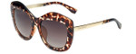 Lucky Brand Designer Sunglasses D915 in Tortoise with Brown Lens