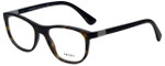 Prada Designer Eyeglasses VPR29S-HAQ1O1-54 in Matte Havana 54mm :: Rx Single Vision