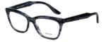 Prada Designer Eyeglasses VPR24S-UEQ1O1 in Grey Havana 53mm :: Progressive