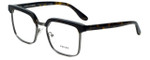 Prada Designer Eyeglasses VPR15S-HAQ1O1 in Havana 54mm :: Rx Single Vision