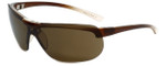 Woolrich Trailblazer Designer Sunglasses in Brown with Amber Lens