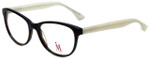 Isaac Mizrahi Designer Eyeglasses M105-02 in Tortoise 52mm :: Progressive