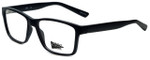 2000 and Beyond Designer Eyeglasses 3059-MBLK in Matte Black 55mm :: Custom Left & Right Lens