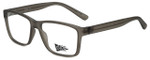 2000 and Beyond Designer Eyeglasses 3059-MGRY in Matte Grey 55mm :: Rx Bi-Focal