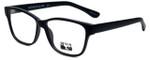 Gotham Style Designer Eyeglasses GS234-MBLK in Matte Black 56mm :: Progressive