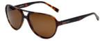 Azzaro Designer Polarized Sunglasses AZ4402-C1 in Tortoise 60mm