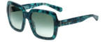 Dolce & Gabbana Designer Sunglasses DG4273-2911/8E in Green Tortoise 55mm