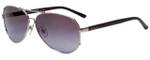 Dolce & Gabbana Designer Sunglasses DG6047-150/8H in Silver 60mm