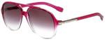 Dolce & Gabbana Designer Sunglasses DG8078-1676/8H in Pink Fade 57mm