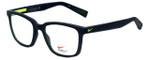 Nike Designer Eyeglasses Nike-4266-035 in Obsidian Volt 53mm :: Rx Bi-Focal