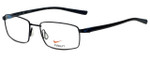 Nike Designer Eyeglasses Nike-4213-003 in Satin Black 53mm :: Custom Left & Right Lens