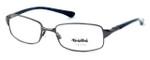 Bollé Nantes Eyeglasses in Shiny Dark Gun :: Custom Left & Right Lens