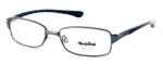 Bollé Trianon Eyeglasses in in Satin Blue-Tortoise :: Custom Left & Right Lens