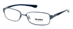 Bollé Trianon Eyeglasses in in Satin Blue-Tortoise :: Rx Single Vision