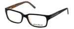 Eddie Bauer 8302 Designer Reading Glasses in Black-Marble