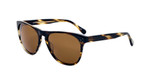 Oliver Peoples Sunglasses Daddy B in Cocobolo & Polarized Amber Lens