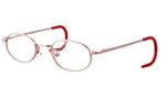 Calabria KiddyFlex 3 Pink Eyeglasses :: Custom Left & Right Lens