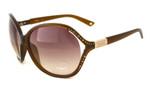 Bebe Eyewear 7020 Designer Sunglasses in Topaz