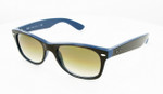 Ray-Ban 2132-874/51 52 mm New Wayfarer Designer Sunglasses
