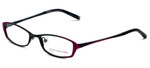 Jones New York Designer Eyeglasses J122 Black :: Rx Single Vision