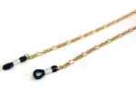Eyeglass Necklace in Gold by Calabria SJ-0730