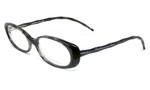 Lilly Pulitzer Designer Reading Glasses Meg in Black :: Rx Single Vision